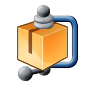 App Icon: Datei-Manager AndroZip