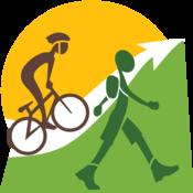 App Icon: ViewRanger GPS Route & Karten