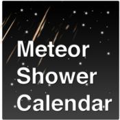 App Icon: Meteor Shower Calendar