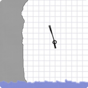 App Icon: Stickman Cliff Diving