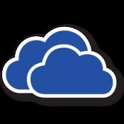 App Icon: Microsoft OneDrive