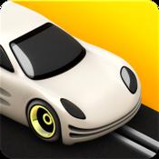 App Icon: Groove Racer