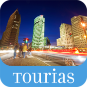 App Icon: Berlin Reiseführer - Tourias