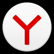App Icon: Yandex Browser für Android