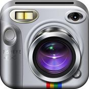 App Icon: InstaFisheye - Fisheye Lens for Instagram with Pic Effect Editor 2.8.8