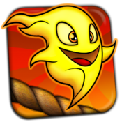 App Icon: Burn the Rope