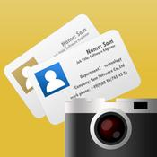 App Icon: Visitenkarten Scanner (SamCard)& business card reader & business card scanner 2.2.3