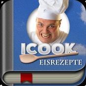 App Icon: Eisrezepte - iCook Eis - Eis Rezepte für das Dessert zuhause 1.0