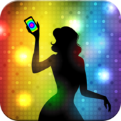 App Icon: Partei, Licht - Kostenlos