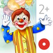 App Icon: Im Zirkus Wunderwimmelbuch. Die interaktive Wimmel-App 1.4