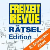 App Icon: 33 Kreuzwort Rätsel von FREIZEIT REVUE 1.0.27