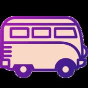 App Icon: the trip