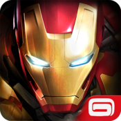 App Icon: Iron Man 3 - Offizielles Spiel