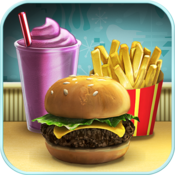 App Icon: Burger Shop