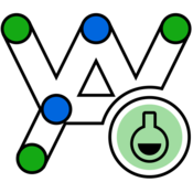 App Icon: Waltzing Atoms