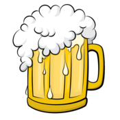 App Icon: Power Hour Drinking Game