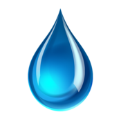App Icon: Water Drops Plus
