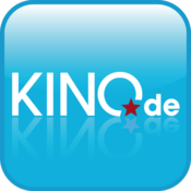 App Icon: KINO.de Filme Trailer Programm