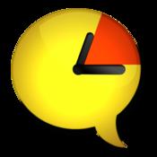 App Icon: Datenverbrauch - CallTimer Pro