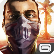 App Icon: Gangstar Rio: City of Saints