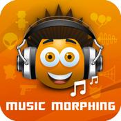 App Icon: Music Morphing 2.01