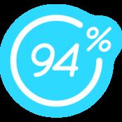 App Icon: 94%
