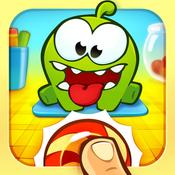 App Icon: Om Nom: Candy Flick 2.6