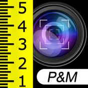 App Icon: Point & Measure 2.3.3