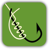 App Icon: Fishing Knots - Angelknoten