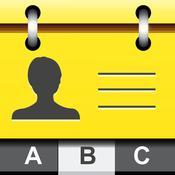App Icon: Business Card Reader Pro - Visitenkarten Scanner 3.8