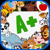 App Icon: Kids ABC Jigsaw Puzzles