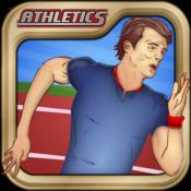 App Icon: Olympische Spiele: Athletics