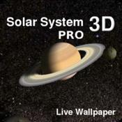 App Icon: Solar System 3D Wallpaper Pro