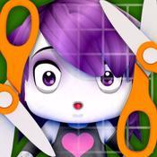 App Icon: PaperChibi - 3D Papier Avatare 1.0.11