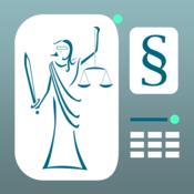 App Icon: Juramat Rechtsratgeber Anwalt