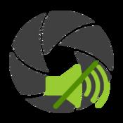 App Icon: SilentSnap Camera Pro