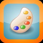 App Icon: Kleinkind Malbuch Kostenlos