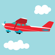 App Icon: Toddler Planes