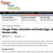 App Icon: Tipps-Tricks-Kniffe.de