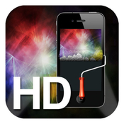 App Icon: Wallpapers HD for iPhone, iPod and iPad 2.0.4