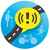 App Icon: Wegeheld – für freie Wege!