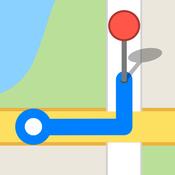 App Icon: ForeverMap 2 - Weltweite Offline Karte und Online Map (Worldwide Maps) 4.0