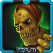 App Icon: Zombie Shooter VR