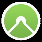 App Icon: komoot — Fahrrad & Wander GPS