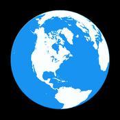 App Icon: World Map 1.2