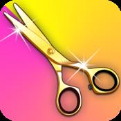 App Icon: Frisuren Testen: Friseursalon