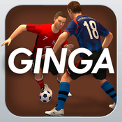 App Icon: Ginga Fußball Trainer 1.1