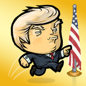 App Icon: Trump Jump : The Game