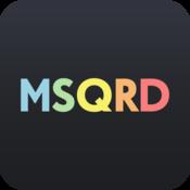App Icon: MSQRD