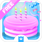 App Icon: Cake Maker Kids - Cooking Game